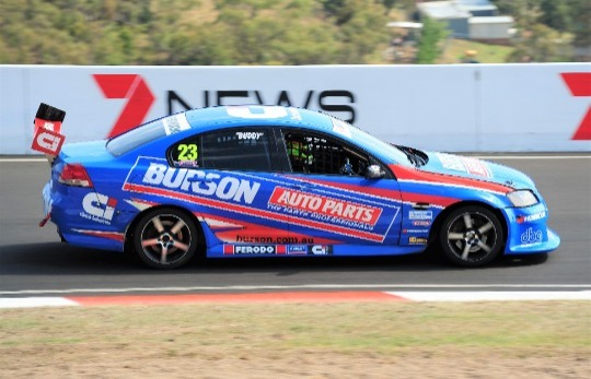 Experience V8 Racing / Driving at its best, with the best, you and a professional race car driver behind the wheel of a V8 Race Car at Winton Raceway, You Drive for 8 laps.