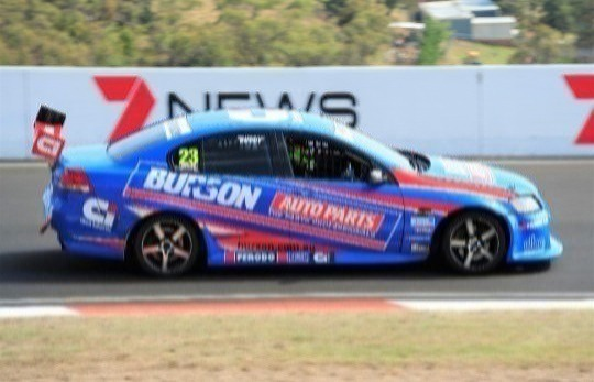Experience V8 Racing / Driving at its best, with the best, you and a professional race car driver behind the wheel of a V8 Race Car at Symmons Plains. You drive 8 laps.